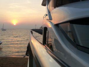 11 Heliotrope 65 Goes To Sea