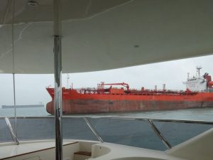 12 Heliotrope Cruising To Singapore