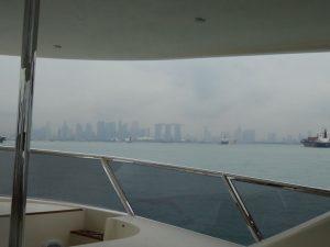 13 Heliotrope Cruising To Singapore