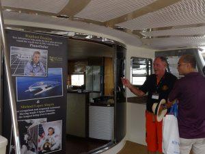 16 Heliotrope Cruising To Singapore