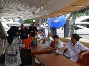 17 Heliotrope Cruising To Singapore
