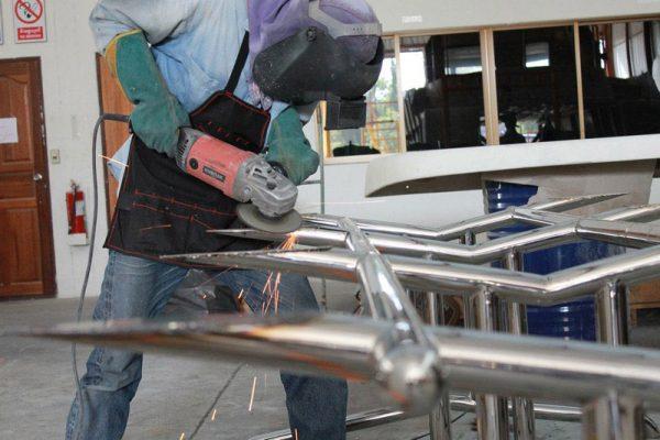 Stainless Steel Work 3