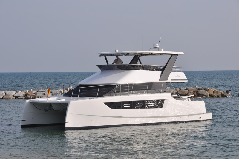 Heliotrope 48 3 Launched