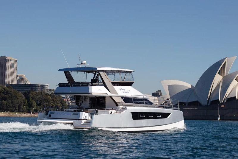 Sibs Sydney Boat Show 1