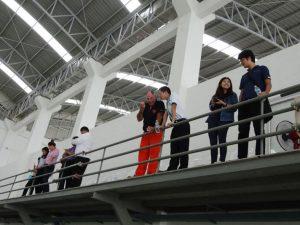 Visit Of The Bangkok Marine Department 5
