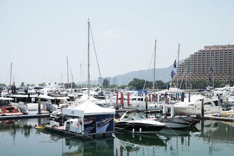 Hong Kong Gold Coast Boat Show 1