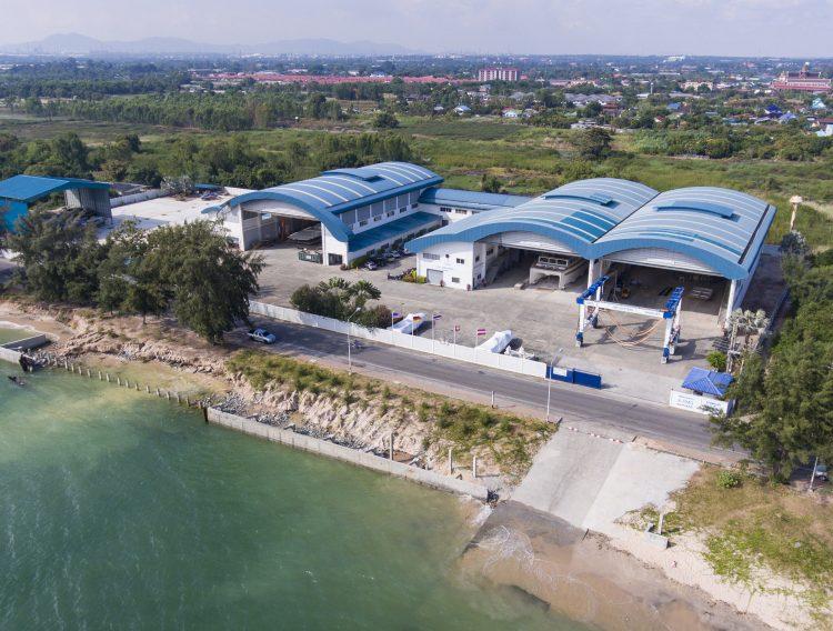 Pmg Shipyard Premisses